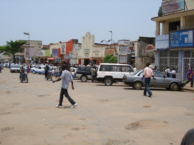 Downtown Bujumbura
