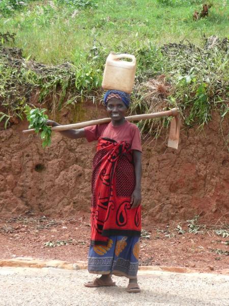 A smile Burundi style
