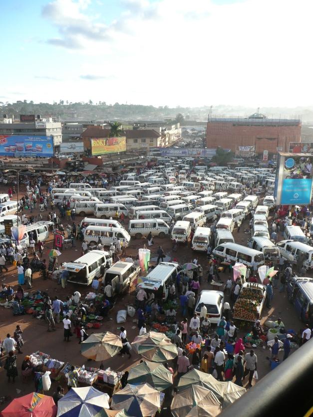 Not so lush - Kampala