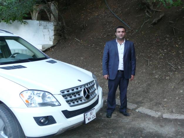 The face of Azeri hospitality