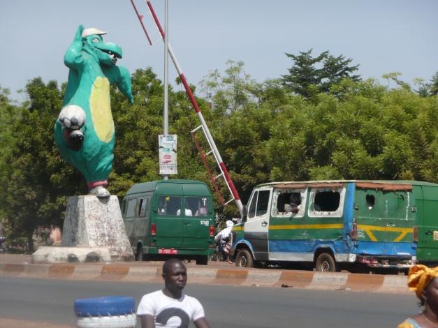 Bamako by day