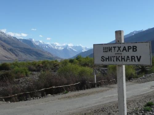 Amazing scenery and amusing village names, what more could you ask for?