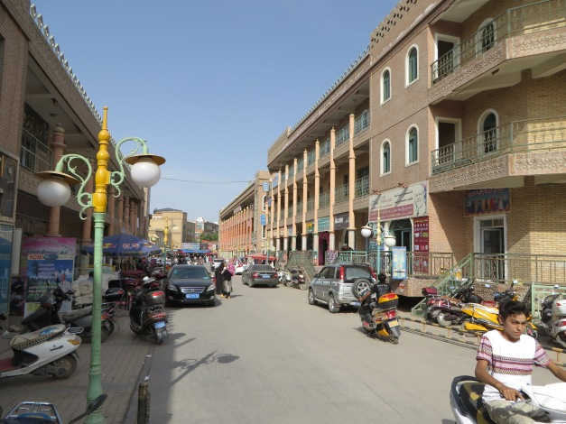 Kashgar, exactly as Marco Polo saw it?