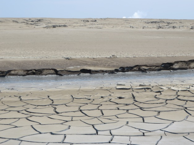 Mud mud mud....