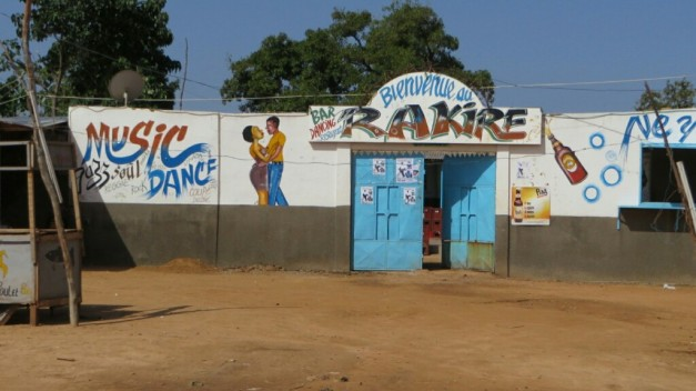 There's even a nightclub! Even without it the sound of music is rarely far away, this is West Africa after all.