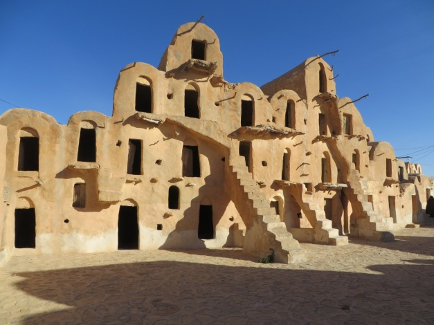 The impressive Qasar Ouled Soltane - another Star Wars site apparently if you like that kind of thin